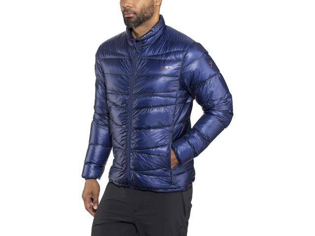 newest ff86e eb873 Yeti Strato Ultralight Down Jacket Men estate blue